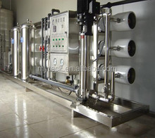 Excellent China pure water filtration machinery mineral water purification plant