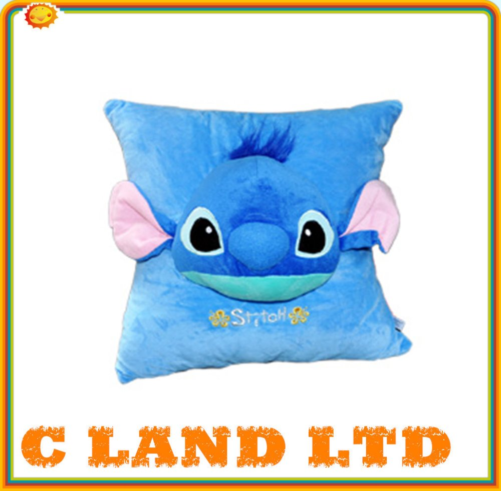 advertising promotion fashion Stitch plush cushion