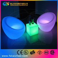light up plastic chairs Illuminated Chairs And Tables led bar chair