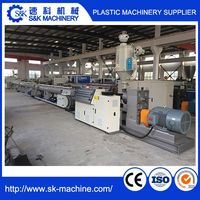 PVC/PE/PU medical tubing extrusion production line