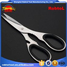 Kitchen Scissors chicken fish shears poultry kitchen cutter Serrated Multi Purpose Function Vegetable Fruit Food kitchen cutter