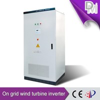 100KW wind turbine grid tie power inverter with RS485 approved CE