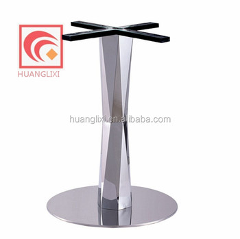 Stainless Steel Table Frame, A Table Base Plate, Stainless Steel Wire  Drawing Table Leg