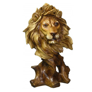 polyresin lion Collectible Figurine