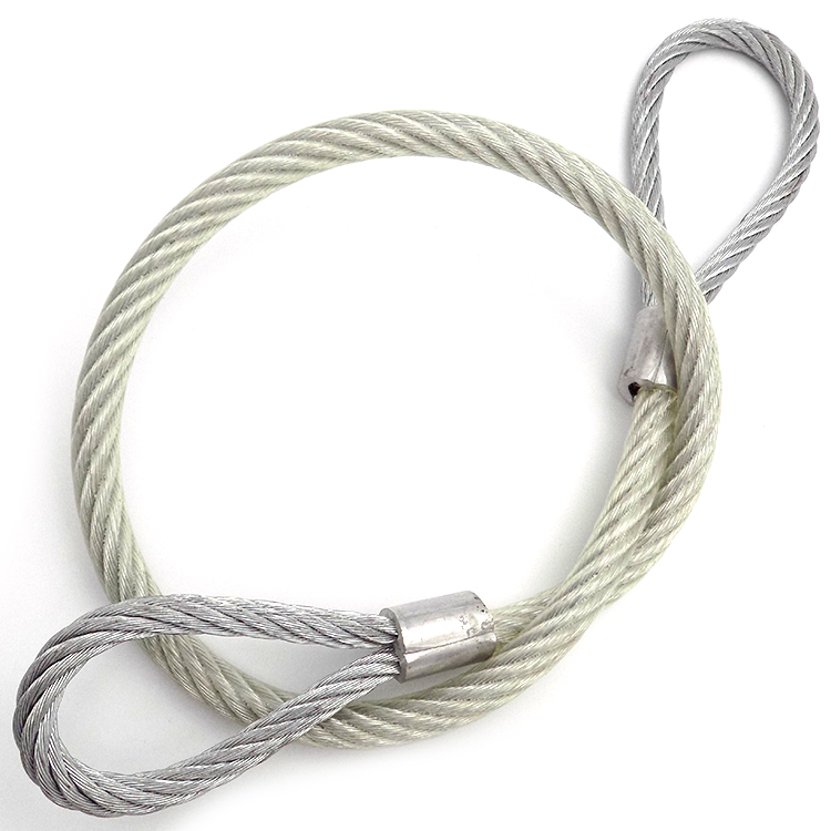 Guofeng Stainless Steel Wire Rope Sling With Loops