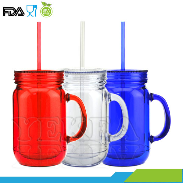 bulk buy from china 2015 plastic mason jars wholesale red lid glass mason jars mason jar with. Black Bedroom Furniture Sets. Home Design Ideas