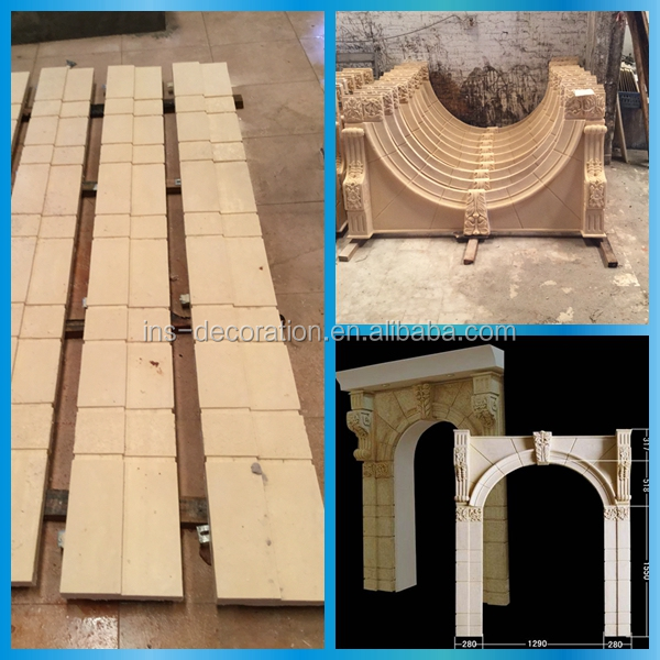 Architectural decoration external cornice