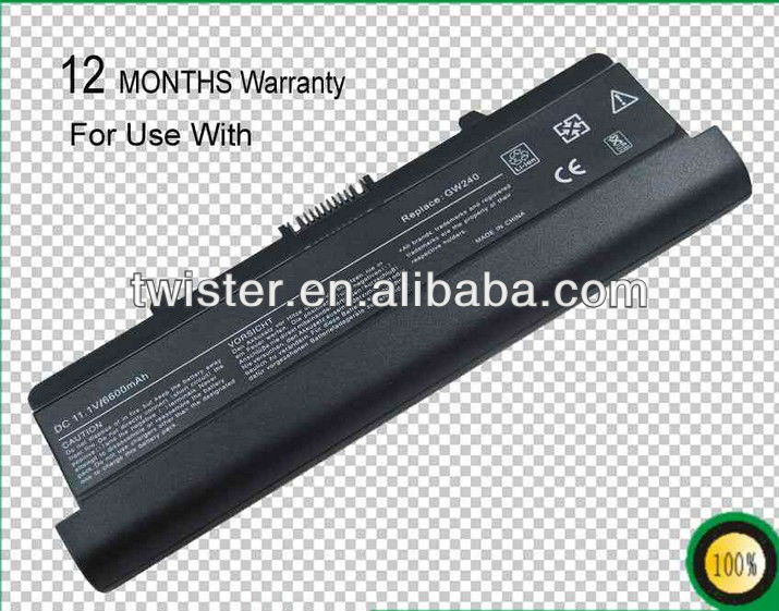 notebook /Laptop Battery for DE LL Inspi ron 15 Inspi ron 1525 Insp iron 1526 In spiron 1545 series