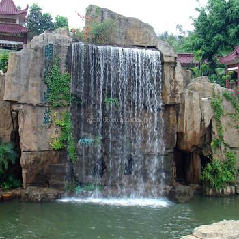 parc public ou jardin rideau d 39 eau fontaine d corative chute d 39 eau buy cascade d corative. Black Bedroom Furniture Sets. Home Design Ideas
