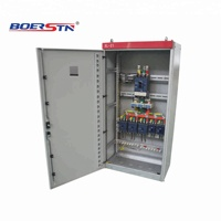 Low Voltage 630A Electrical Metal Power Distribution Board / Main Switchboard Panel