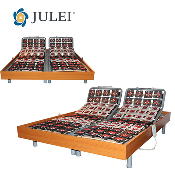 Queen Size Metal Bed Frame Parts For Electric Adjustable Bed Buy