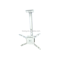 Heavy Duty Articulating overhead projector ceiling mount