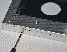 2nd Hard Drive HDD SSD SATA Caddy for ASUS X45 X44 X44h X43 X42J X53S X55 X84