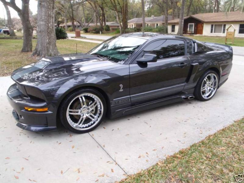 2008 ford mustang 500