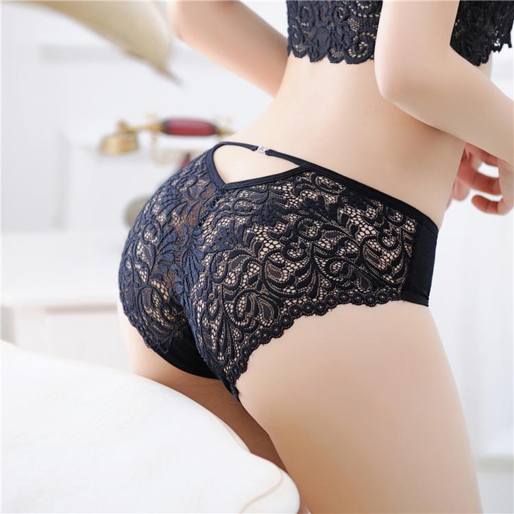 662e93ea641e Nueva llegada de las mujeres atractivas de las bragas del cordón resume las  bragas de la