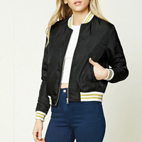 modern woman winter ultra light embroidered bomber down jackets for adult