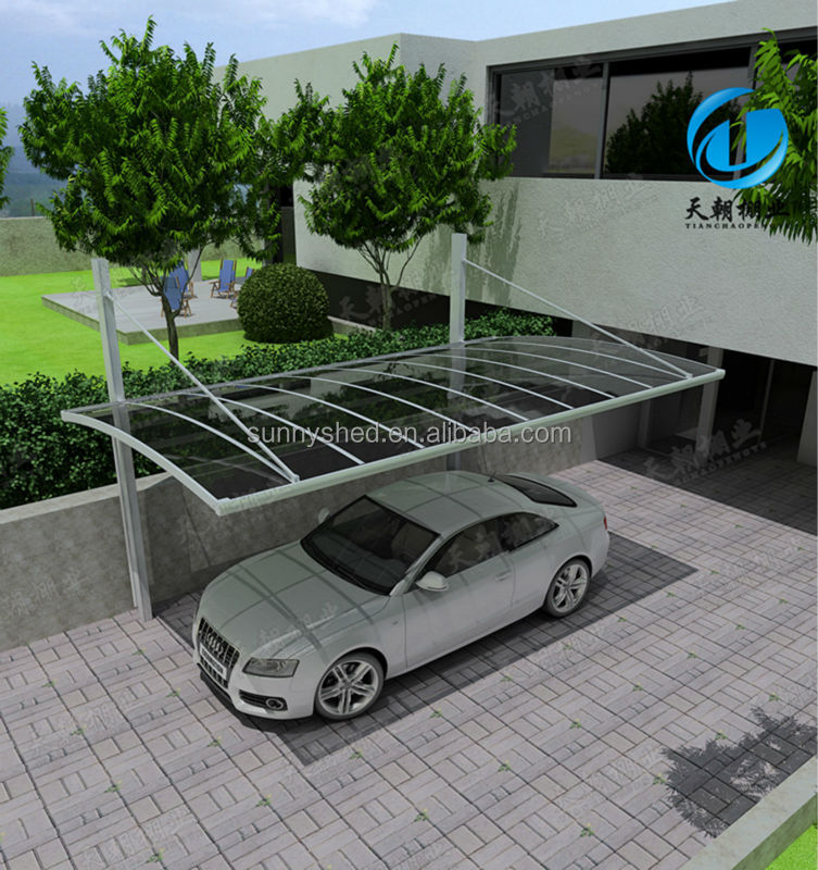 Car Parking Shed Buy Diy Carport Aluminum Car Cover Product On Alibaba Com