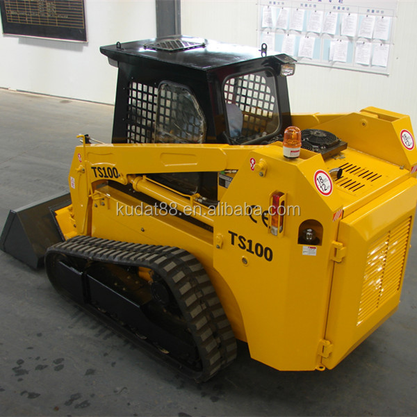 Crawler Skid Steer Loader e mini skid steer loader in vendita