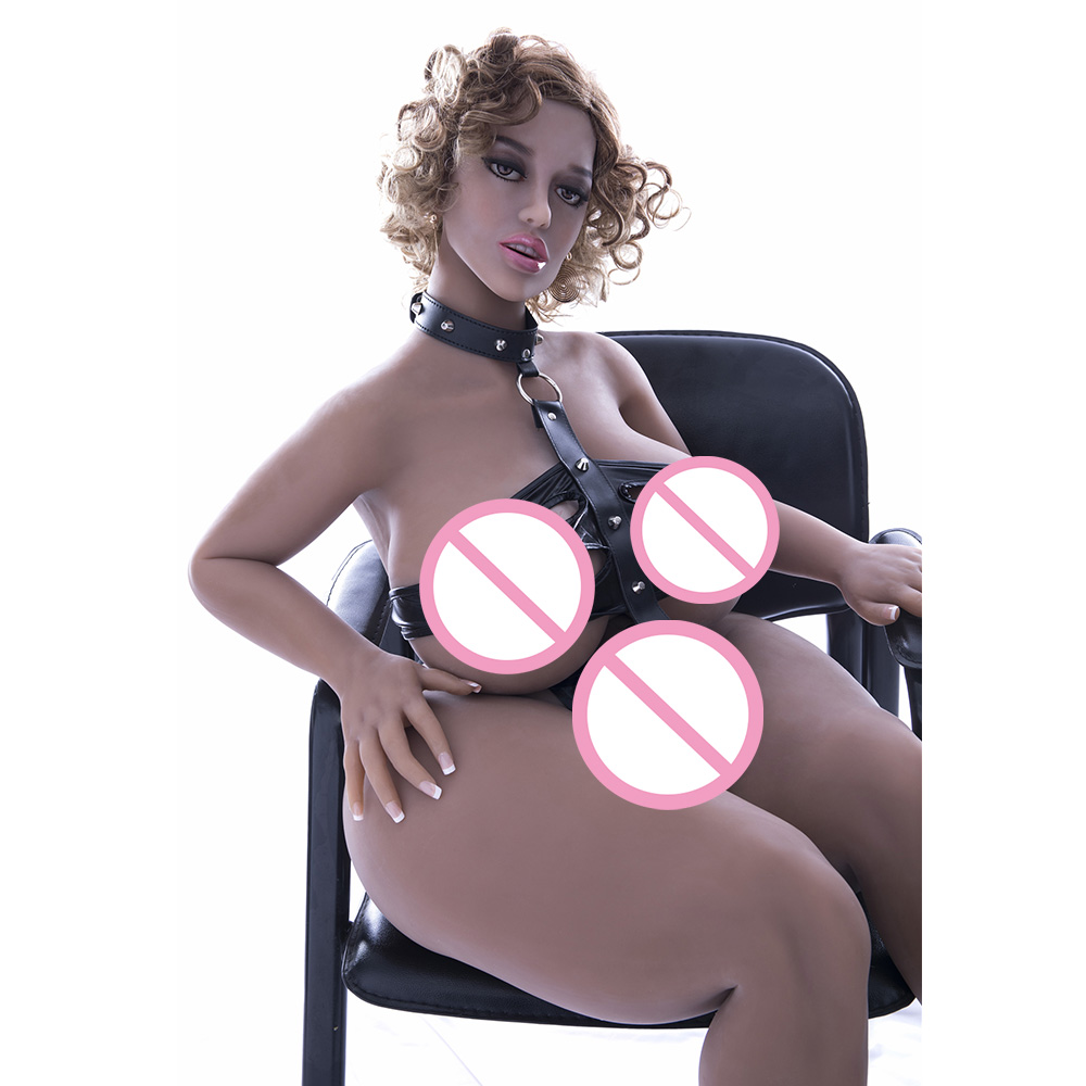 New Coming 140Cm TanBig Breast Full Silicone Tpe Latest Sex doll Full Skeleton Silicone Real Sex doll For Man Manufacturer China