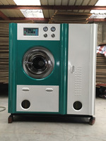 dry cleaning machine for used clothes