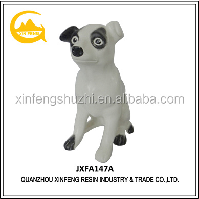Wholesale Cartoon Characters Resin Life Size Dog Statues