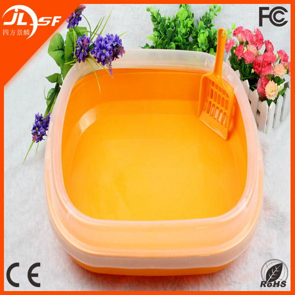 Plastic Pet Clean Up Product Cat Litter Shovel Cat Litter Box