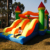 YARD Residential Inflatable Jumping Bouncy House Castle For Kids
