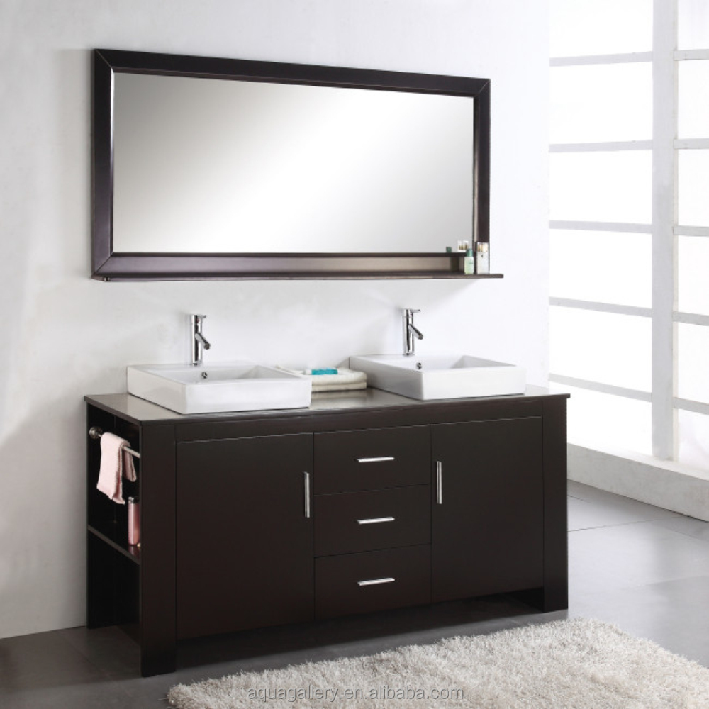 Wholesale 72 Inch Bathroom Vanity Double Sink 72 Inch