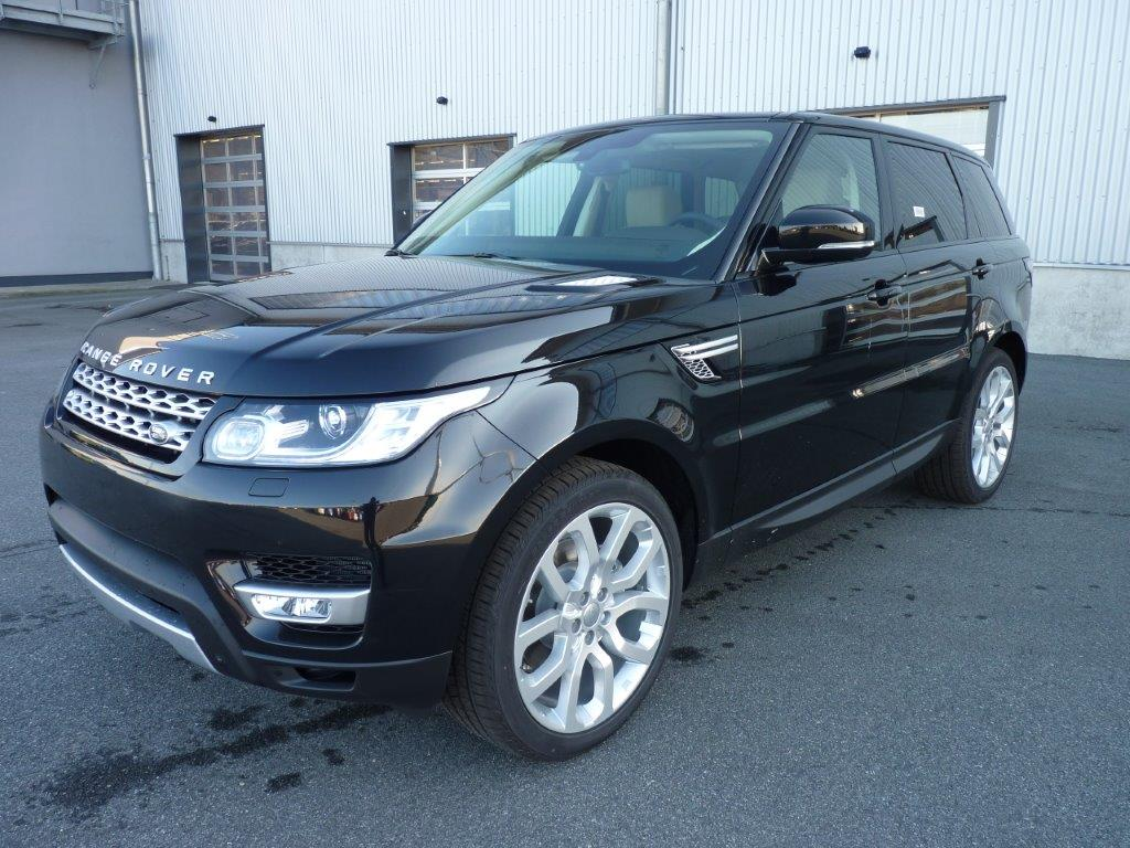 2016 Range Rover Sport Supercharged LHD