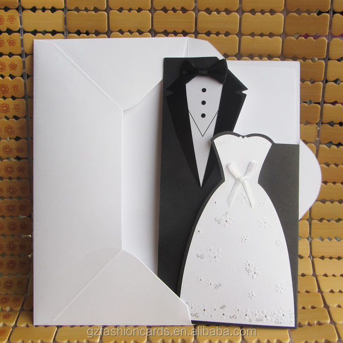 2015 Newest The Handmade Wedding Cards