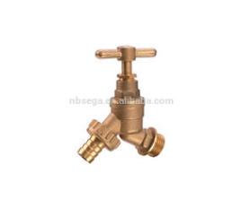 Traditional Water Faucet, Faucet Parts, Single Handle Brass Garden Faucet  ...