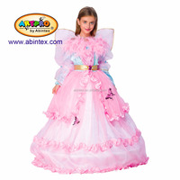 Butterfly fairy costume (16-5714) as a princess costume with ARTPRO brand