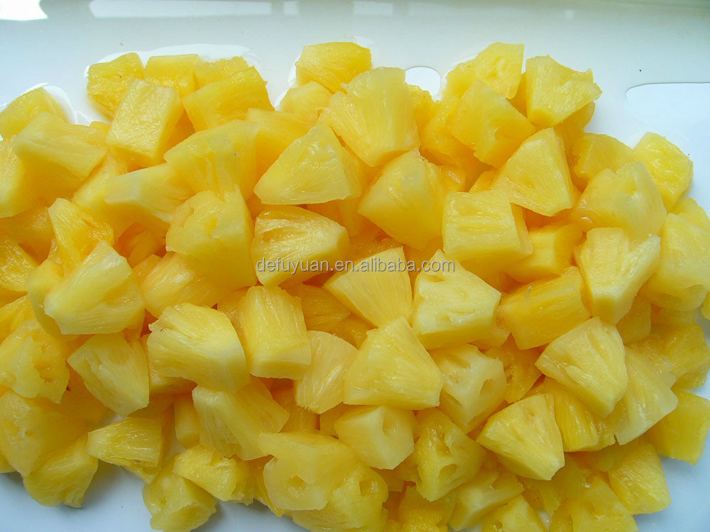 Best export 3kg canned pineapple in light syrup
