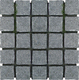 HZG-04 Hot Outdoor Park or landscaping Garden Stone DIY Split G654 Meshed Interlocking Paver Stone for Pavement