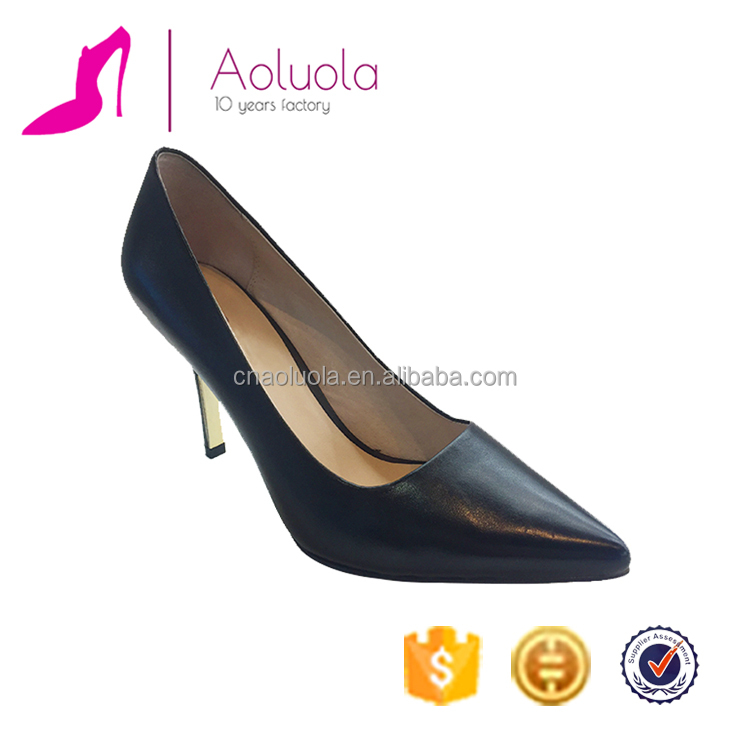 Comfortable heel and high women genuine leather fashionable for shoes rqr4ZwXU7