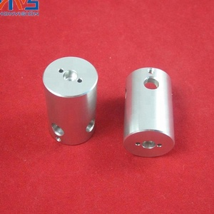 High precision cnc made aluminum camera stand spare parts