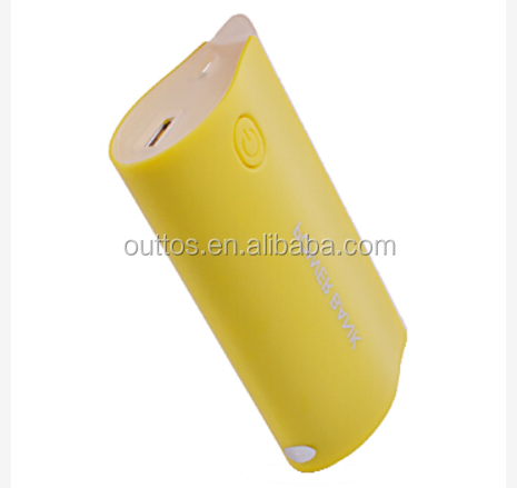 Portable battery charger rechargeable 5200mAh power bank charger for iphone ,Backberry ,Samsung