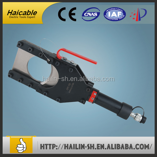 CPC-160 Hydraulic Bolt locked head tool ,hydraulic cutter ,cutterheads works with an external hydraulic pump