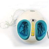 Blood Circulation Electric Feet and Ankles Shiatsu Foot Massage with remote control