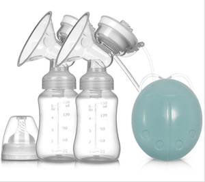 Simple Operation Double Real Bubee Electric Breast Feeding Pump