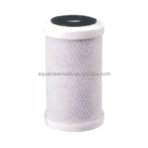 Carbon block cartridge CTO 5 inch water filter cartridge treatment