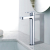 One Single Handle Deck Mount Centerset Bath Mixer Taps Bathroom Sink Faucet Lavatory Bamboo Basin Faucets
