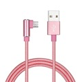 2018 shenzhen 2.4A right angle custom usb charger cables
