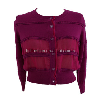 Latest Trendy Knitted Sweater Custom Turkish Women Coats Buy