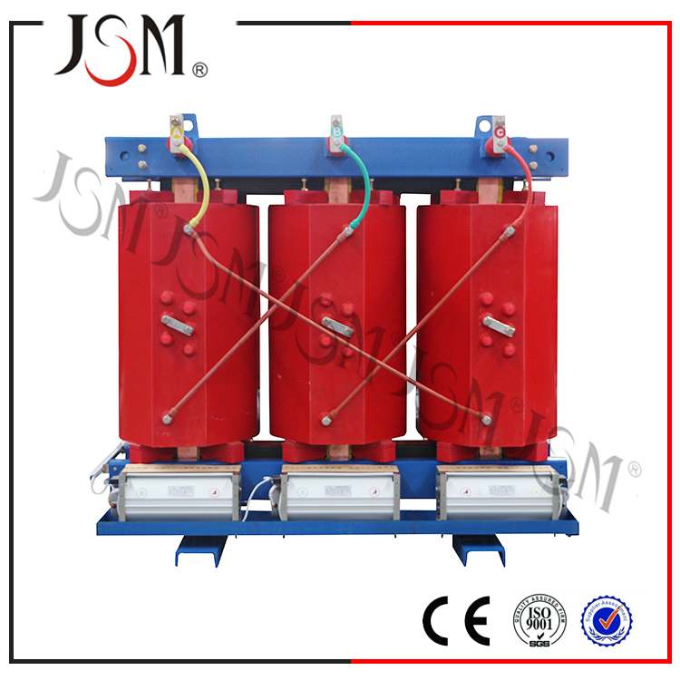 Factory export SCB10 Dry type transformer 33 KV 1000 KVA/1MVA two wound with temperature control system high quality low price