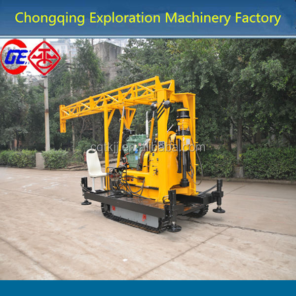 water, bore holes drilling xy-2l truck mounted drilling rig for sale with mud pump