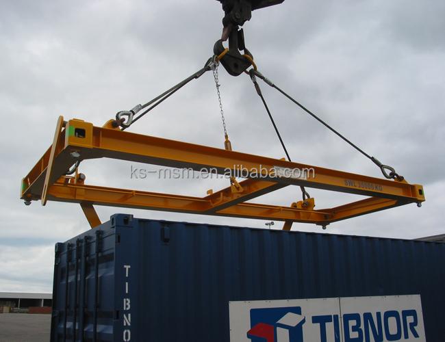 Frame Type Container Lifting Spreader Of Quay Crane