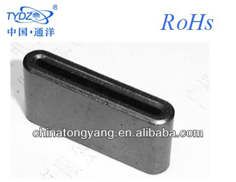 ferrite flux/soft ferrite flux 3.5*6*1.2 for high frequency transformer ferrite flux/soft ferrite flux