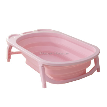 New Style Plastic Good Quality Deep Baby Kids Shower Pail Baby Bath Tub