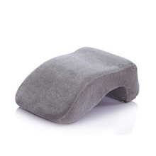 Multifunctional memory foam nap pillow good dream sleeping office afternoon polyester fiber midday rest pillow